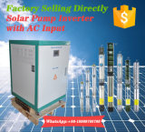 Without Battery Backup System 440V-460V Tripe Phase Pump Inverter with AC Input Optional