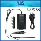120W 8 Tips Multifunctional Manual Universal Laptop Car Adapter 120W