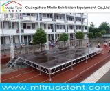 Outdoor Concert Mobile Indoor Event Indian Wedding Aluminum Removable Swimming Pool Metal Frame Acrylic Stage