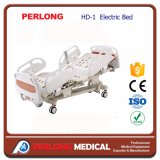 Perlong Medcial Equipment Five-Function Electric Bed Price Hospital Bed