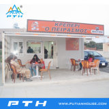 Prefabricated Mini Mobile Container Coffee Shop