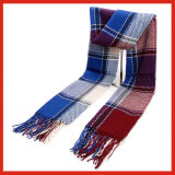Wholesale Multi-Colors Women Men Fashion Stylish Blanket Scarf Oversized Classic Plaid Tartan Scarf