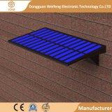 Hot Sale Waterproof Plastic IP65 4.2W 90PCS Motion Sensor Outdoor Solar Wall Lights LED Garden Lighting