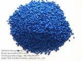 Plastic Bags Film Injecton Molding Blue Master Batch