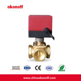 Ce Certification Distributary Motorized Ball Valve (ETOV0253-16C)