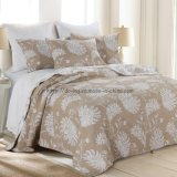 Rotary Print Bed Linen in Natural (DO6045)