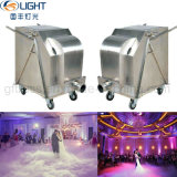 3000W Dry Ice Fog Machine Stage Low Smoke Dry Ice Machine Wedding Smoke Machine