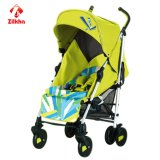 Easy to Fold Yellow Baby Umbrella Car