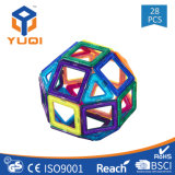 28PCS Magnetic Building Blocks Plastic Toys DIY Toys