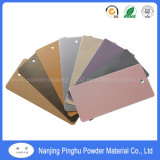 Semi Gloss Antique Copper Vein Metallic Powder Paint