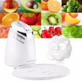 Fruit Mask Machine Automatic Face Mask Maker 100% Natural Vegetable Fruit Mask Beauty Skin Care Tool
