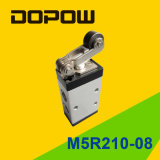 M5r210-08 Latching Manual Mechanical Valve 2 Position 5 Way