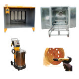 Electrostatic Powder Coating Equipment (Booth and Oven)