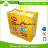 Competitive Price BOPP Shopping Tote PP Woven Laminated Bag
