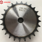 Lower Price Factory Direct Sale Transmission Sprocket 40b24t Machine ANSI/DIN Standard or Nonstandard Roller Chain Sprocket