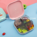 Cartoon Mini Plastic Snack Candy Medicine Box for Promotion Gift