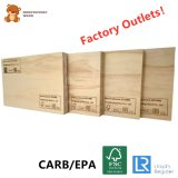 Building Material 3/5/9/12/15/18/21mm E0 E1 MR Melamine Glue Wholesale Commercial Furniture Construction Marine Waterproof Plywood Sheet Board
