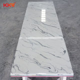 White Modified Acrylic Kitchen Countertop Solid Surface Sheets