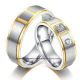 Fashion Jewelry High Quality Wedding Ring Engagement Ring Valentine′s Day Gifts