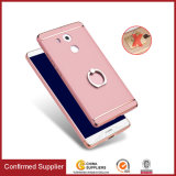 Ring Kickstand Plating Phone Case for Huawei Mate 8