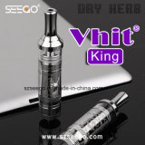 Seego Vhit King Ecigarette Atomizer with Self Cleaning Chamber