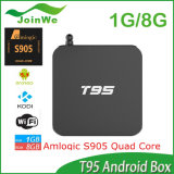 Joinwe Manufacturer Metal S905 T95 Android TV Box