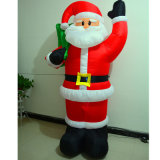 180cm H Inflatable Santa Claus Display for Xmax