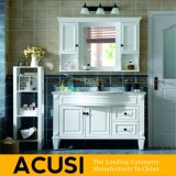 Wholesale American Modern Style Solid Wood Bathroom Vanity (ACS1-W10)