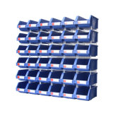 Hot Sale Cheap Storage Organizer Plastic Boxes & Bins Used for Warehouses (PK005)