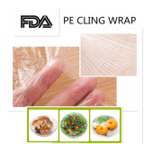PE Stretch Cling Wrap Film for Packaging