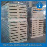 High Density Polyurethane PU Insulated Roof/Wall Sandwich Panels