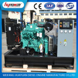 80kw Diesel/Power/Electric/Silent/Open Cummins Generator with CSA Certificated Alternator