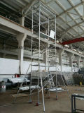 Safe SGS Passed Frame Scaffold Factory for Construction