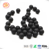 Different Sizes OEM Black Rubber Ball