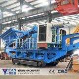High Performance Crawler Mobile Stone Crusher Machine