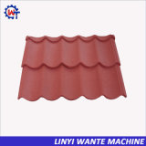 Colorful 50 Yers Service Life Metal Modern Roof Tile