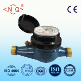 Multi-Jet Dry Type Brass Body Water Meter