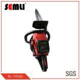 High Power Gasoline Chain Saw With Non-Slip Handle
