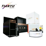 20X20FT Customized Exhibition Booth Design Trade Show Stand Modular Stall New Design