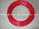 Nylon Galvanized Coated Steel Binding Wire
