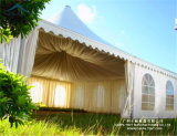10X10m Trade Show Canopy Large Pagoda Tents for Events and Parties