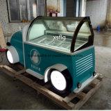 Ice Cream Car/Gelato Car/Ice Cream Trian with Tubs