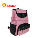 Lovely Fashion College Travel Bag Pink Backpack for Girl Tool Bag