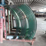 Ultra Clear Glass Low Iron Curved Tempered Laminated Glass for Architecture