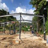 Design Steel Frame Hangar Metal Garage with Low Price