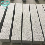 Rectangular Shape G603 Light Grey Color Nature Split Surface Granite for Outdoor Laying Paving Stones