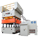 3600 Ton Semi-Automatic Stainless Steel Door Sheet Embossing Metal Plate Stamping Four Column Hydraulic Press Machine