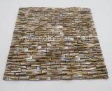 Fresh Water Shell Backsplash Pattern Mother of Pearl Mosaic Pieces