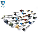 Made in China Hexagon Head Screw Roofing Screw Self Drilling Screw Self Tapping Screw Drywall Chipboard Screw Furniture Screw Machine Screw with EPDM Washer