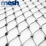 Factory Supply 306 Ss Wire Mesh Rope Bird Netting